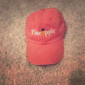 9bcf66fd5e494 Piper Lou pink Fineapple ball cap